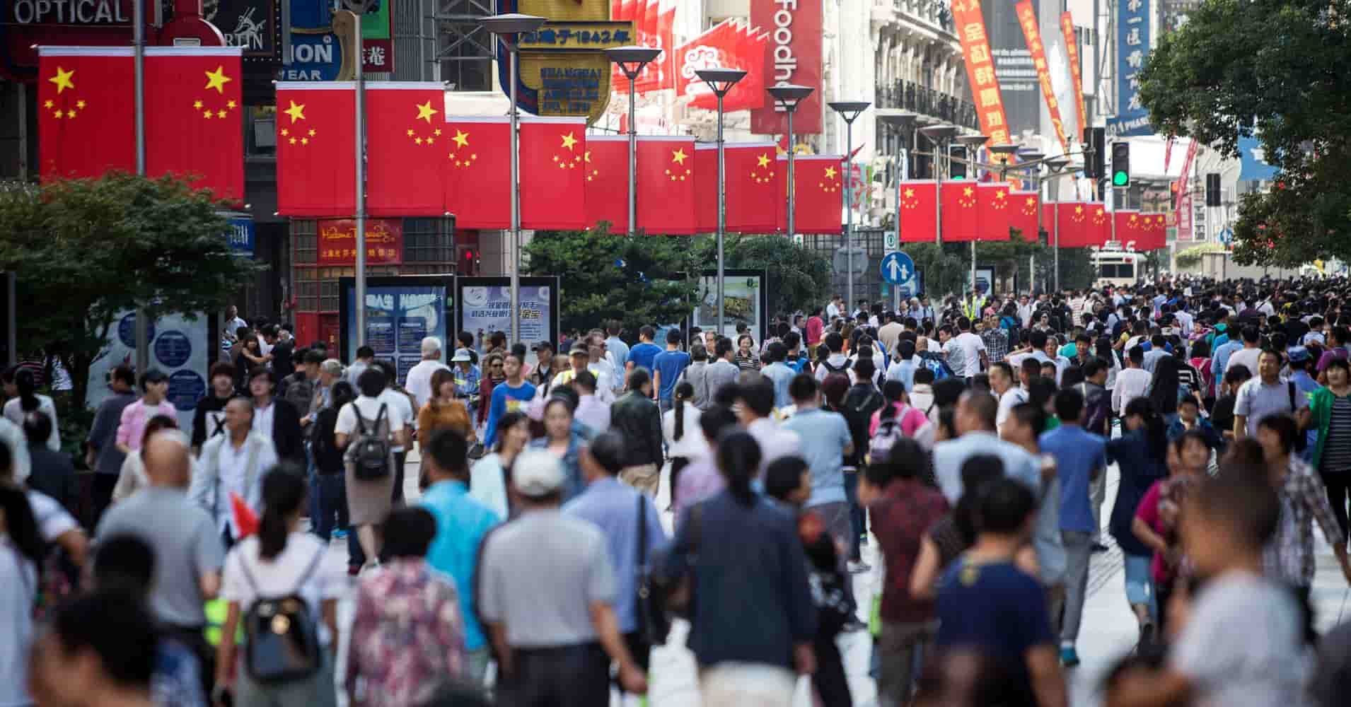 Chinese Economy Grew