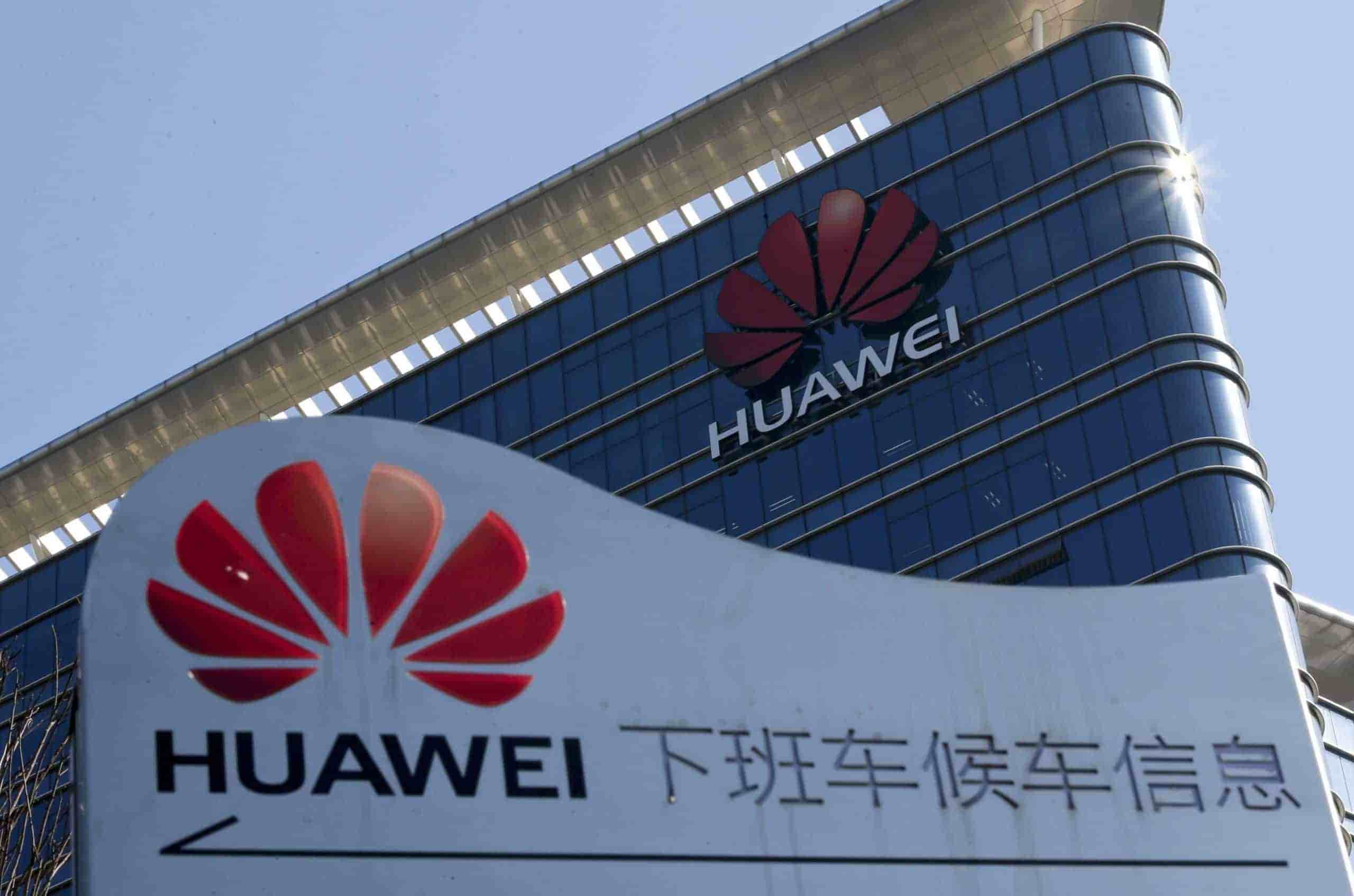 Chinese Tech Giant Huaweis