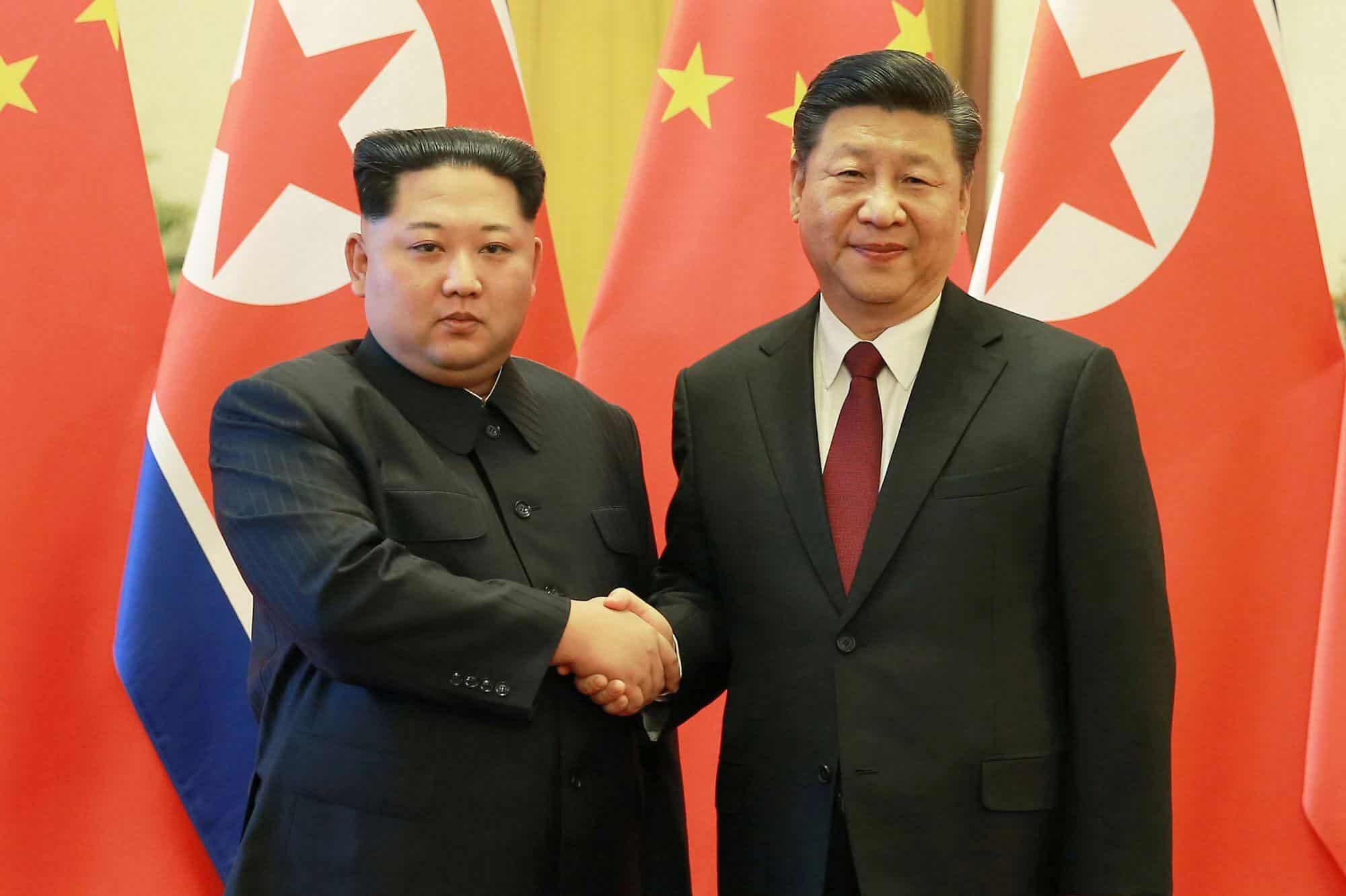 North Korea Aims