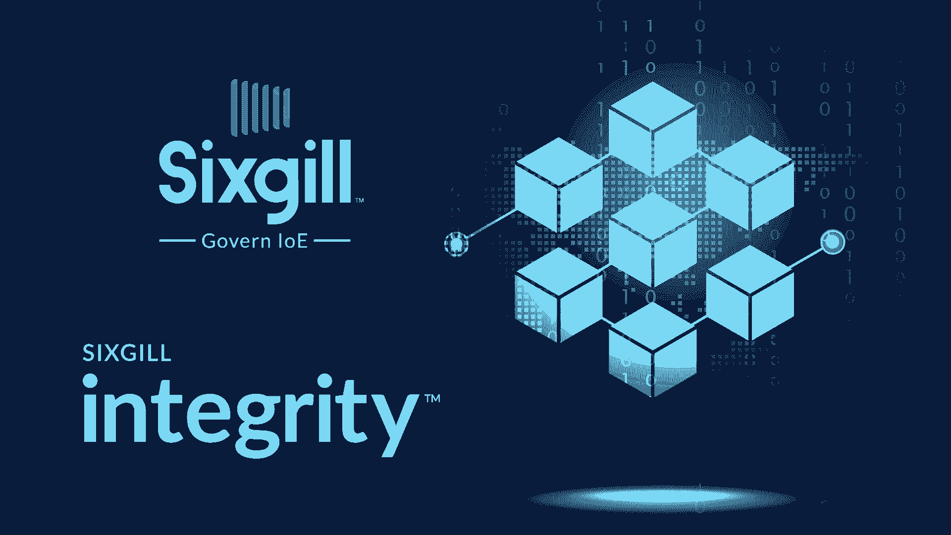 Sixgill Launches Integrity The Blockchain Data Authenticity Solution