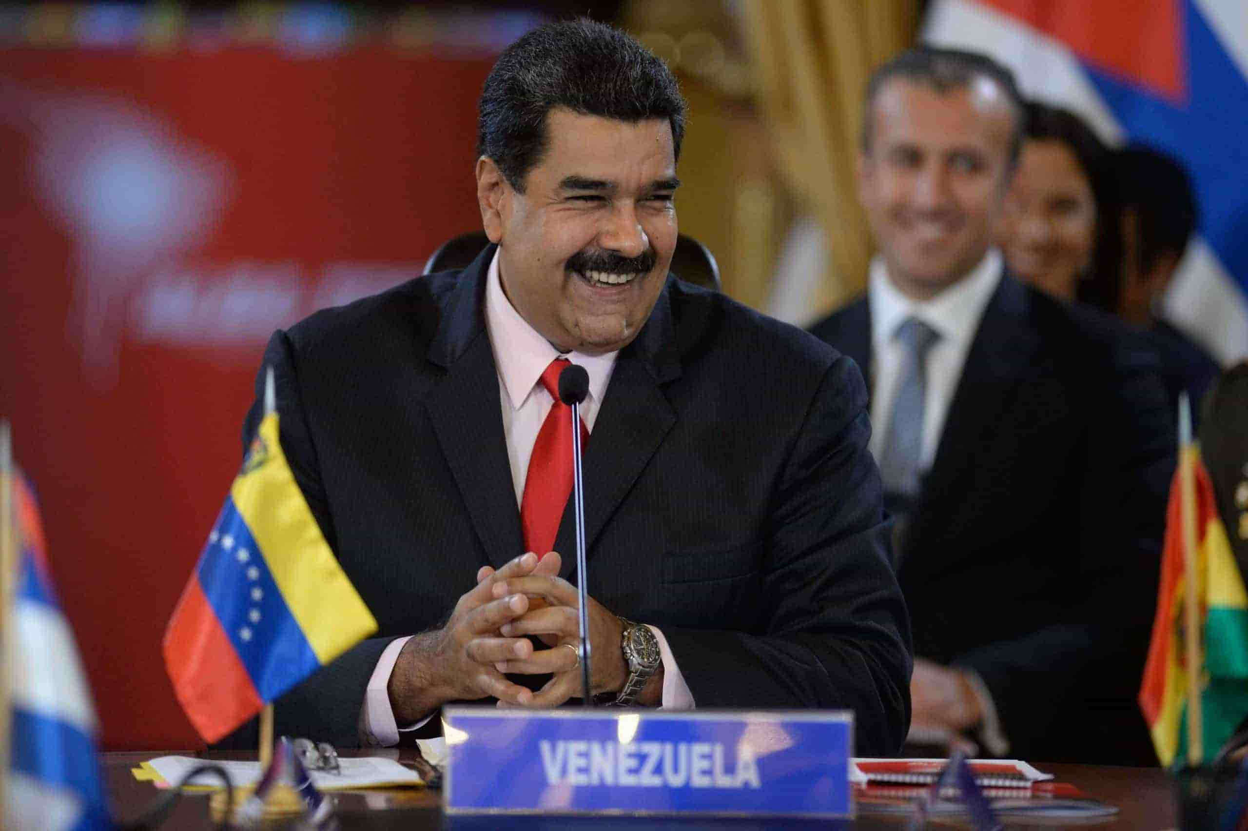 Venezuelas Maduro