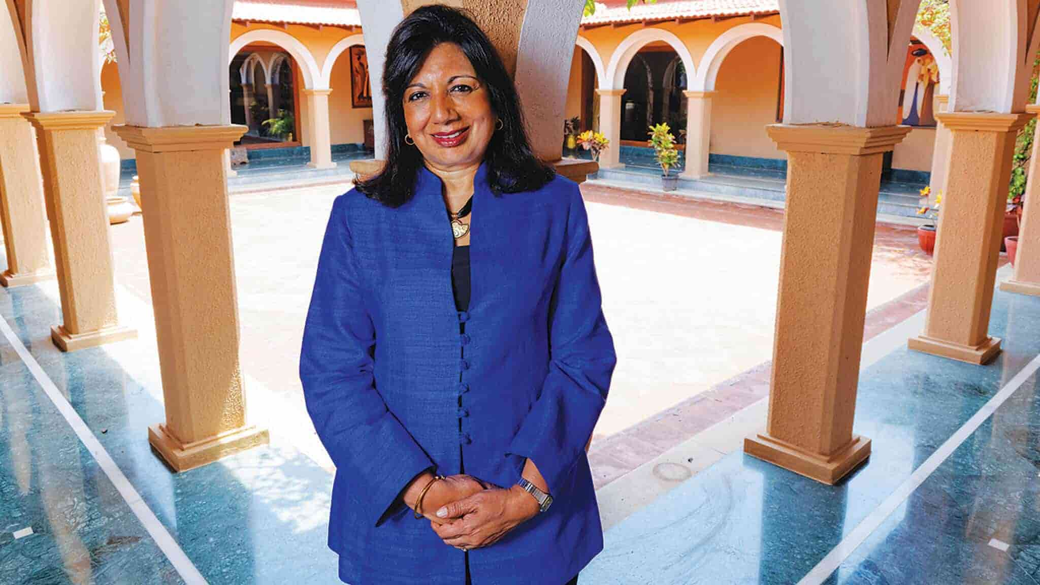 Kiran Mazumdar Shaw Imposed With Fine Of 9.5 Lakh Rupees
