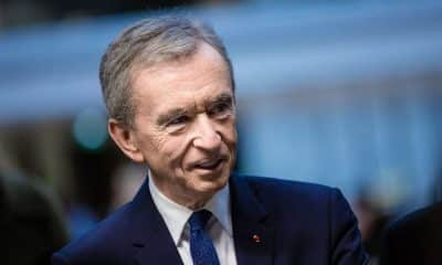 Bernard Arnault the Owner of LVMH Defeats Warren Buffet as the Third Wealthiest Person of the World