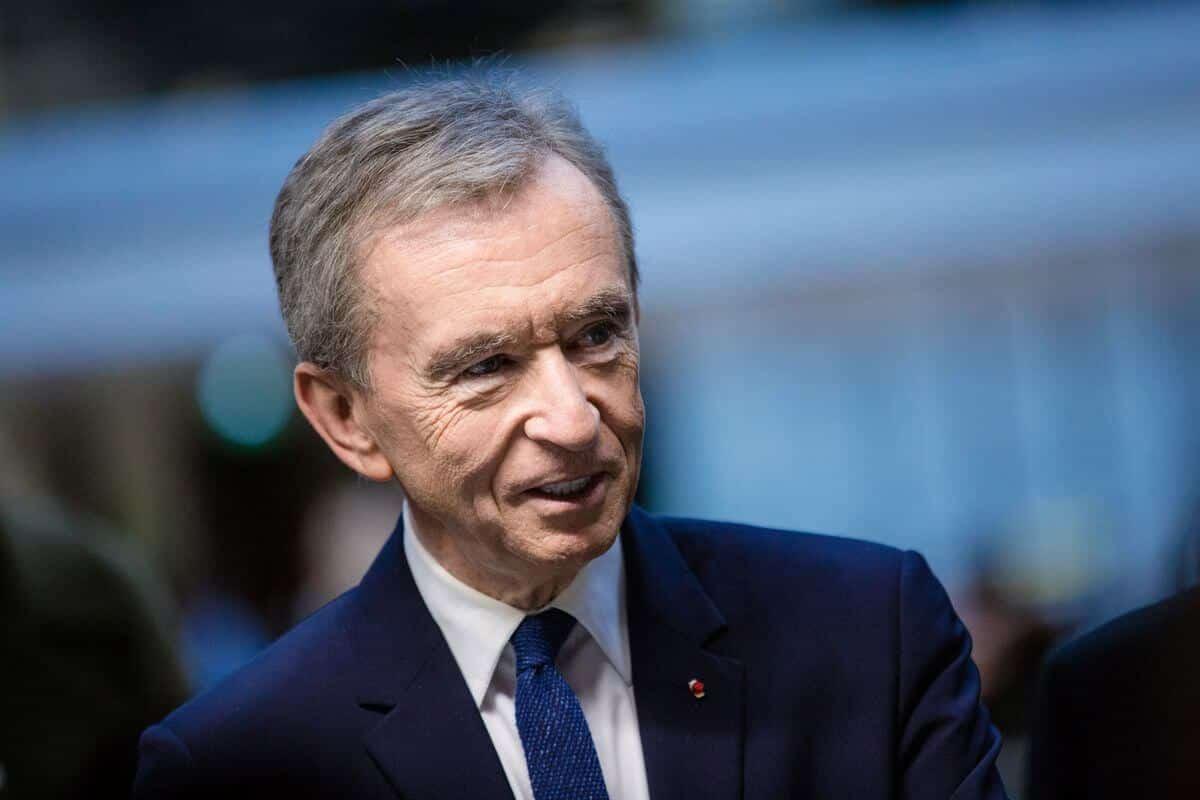 Bernard Arnault the Owner of LVMH Defeats Warren Buffet as the Third Wealthiest Person of the World