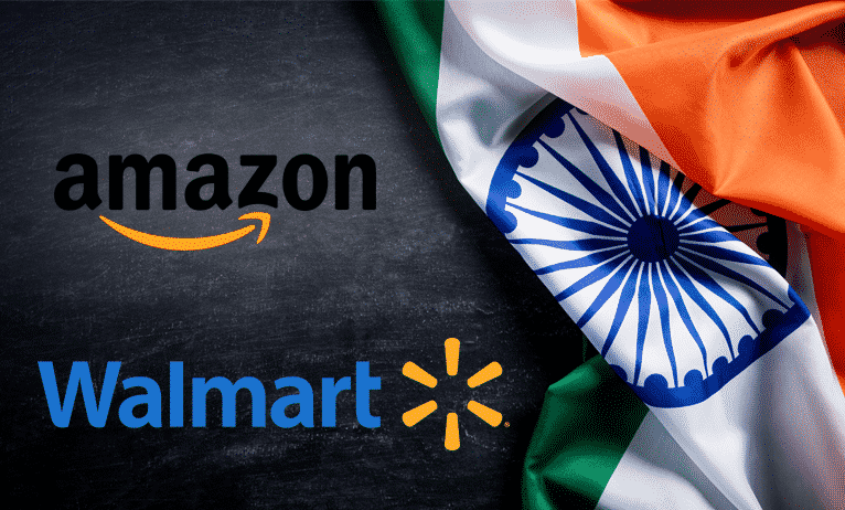Indian Banks to Be Saved by Amazon and Flipkart