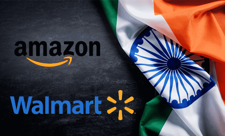 Amazon Walmart will help save Indias banks
