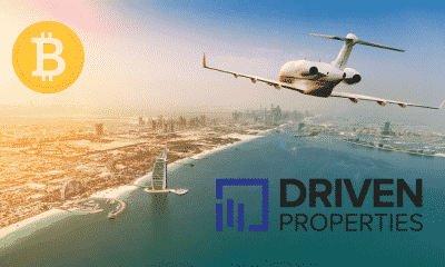 Driven Properties is Offering Dubai Property in Cryptocurrency and Bitcoin