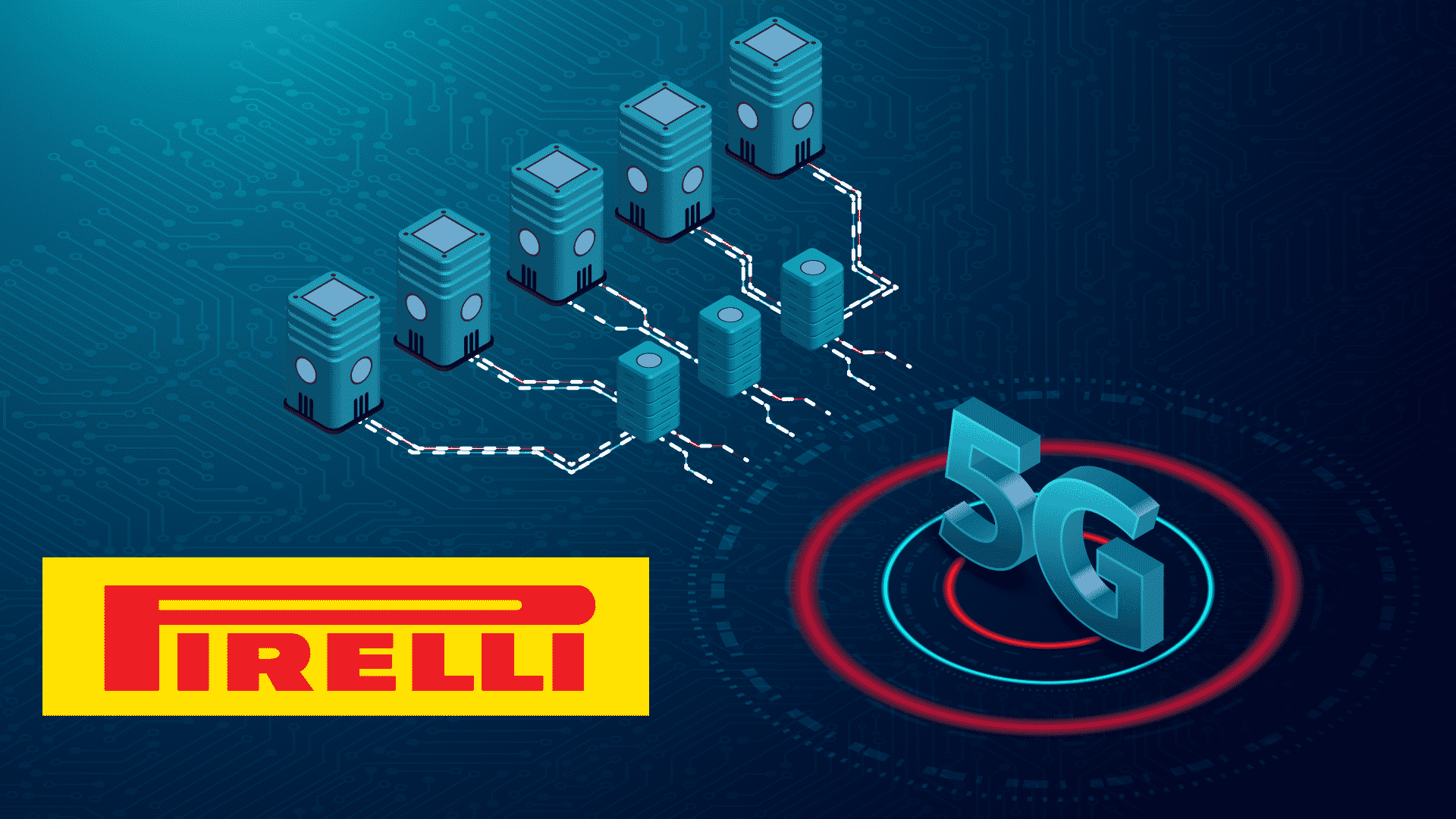 Pirelli Unveils Cyber Tyre That Uses 5G to Warn About Bad Road Conditions