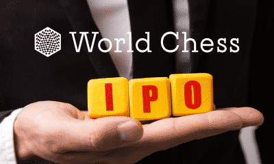 World Chess Team Up With Securitize and Algorand to Launch Hybrid IPO