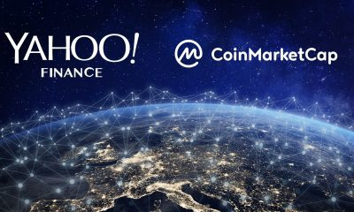 Yahoo Finance Integrates Cryptocurrency in Partnership with CoinMarketCap