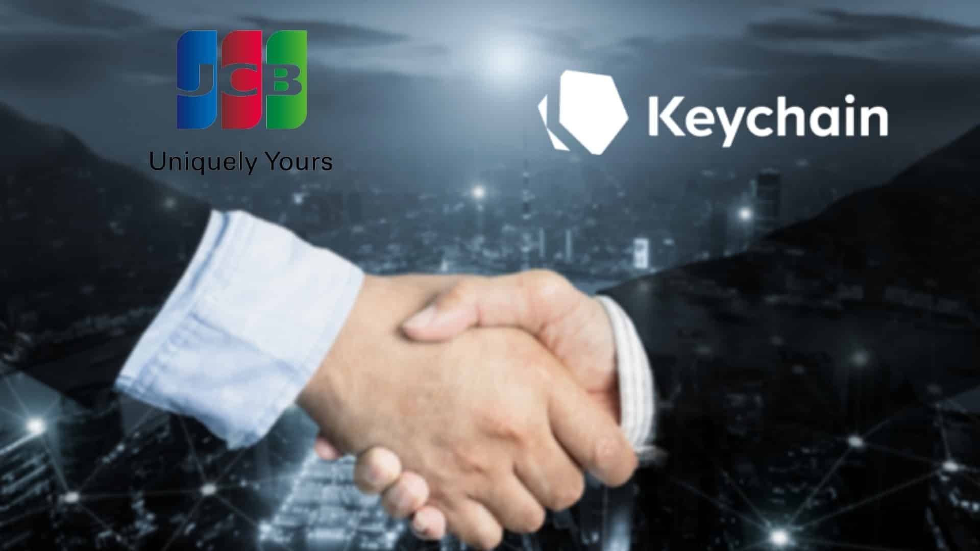 JCB and Keychain Sign Strategic Agreement to Leverage Blockchain for Payments