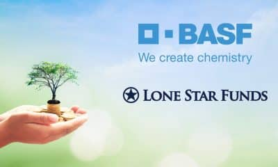 BASF to Sell Construction Chemicals Arm to Global Equity Fund Lone Star