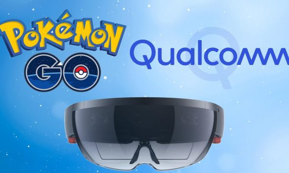 Qualcomm Partners With Pokémon Go Developer to Develop XR2-compatible AR Glasses