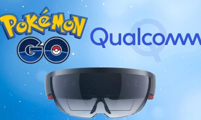 Qualcomm Partners With Pokemon Go Developer to Develop XR2 compatible AR Glasses