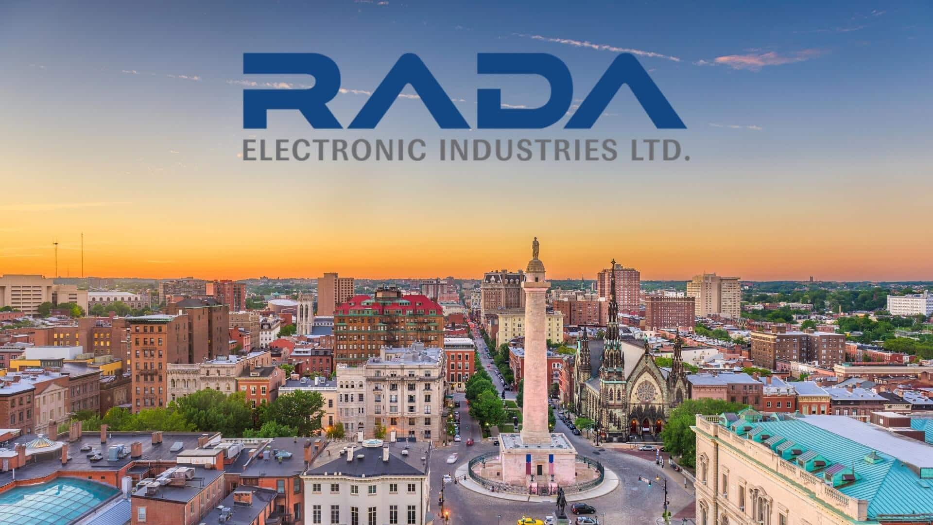 RADA Establish New U.S. Headquarters and Manufacturing Facility