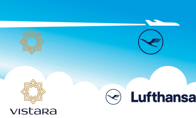 Vistara and Lufthansa Signed a Codeshare Agreement