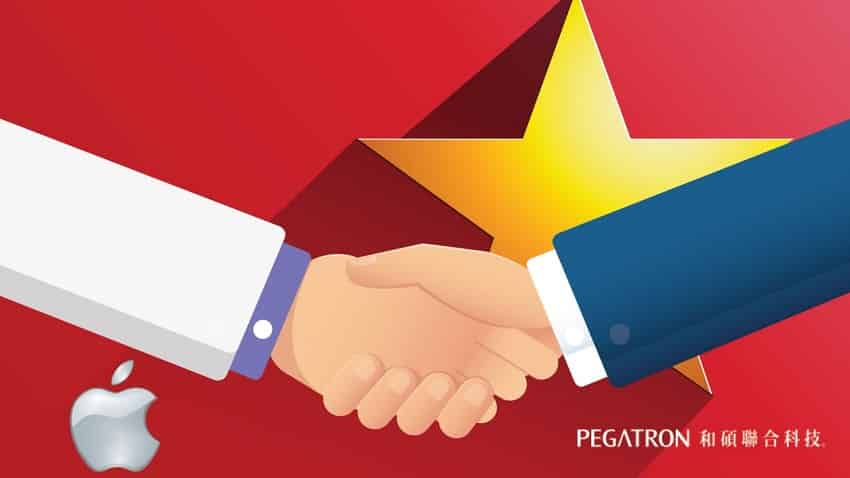 Apple's Partner Pegatron Plans to Establish Production Base in Vietnam