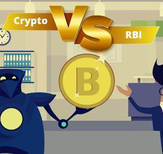 Reserve Bank of India Says There is No Ban on Cryptocurrencies