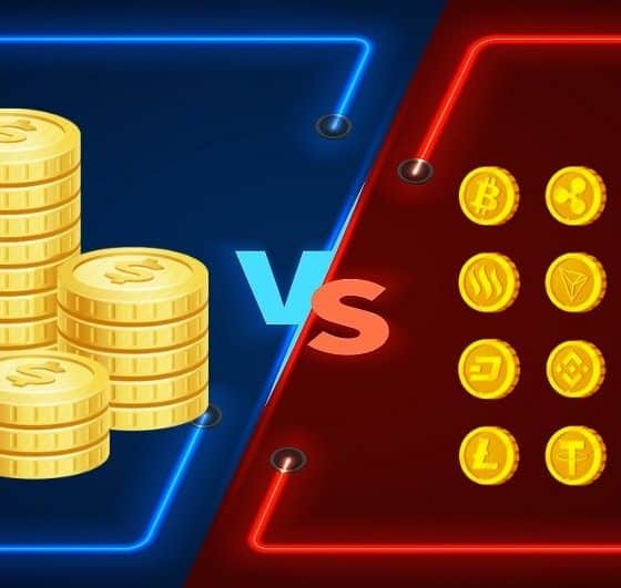 Bitcoin or Fiat Currency