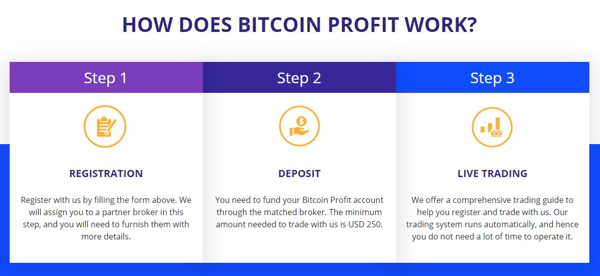 Bitcoin Profit - How It Works?