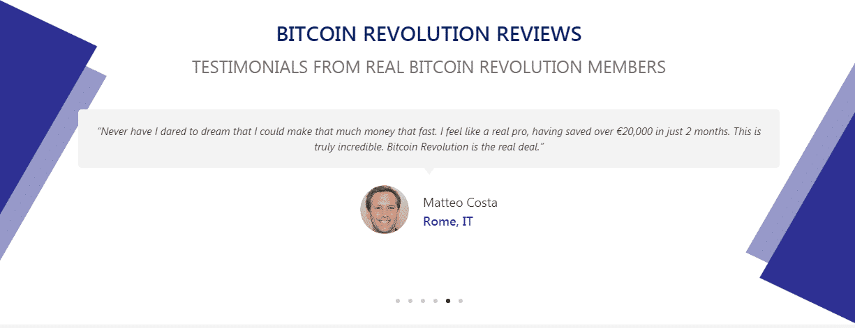 Bitcoin Revolution - Reviews