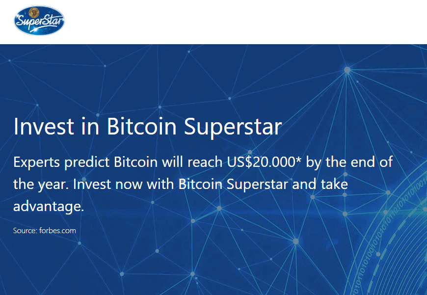 Bitcoin Superstar Review - Overview