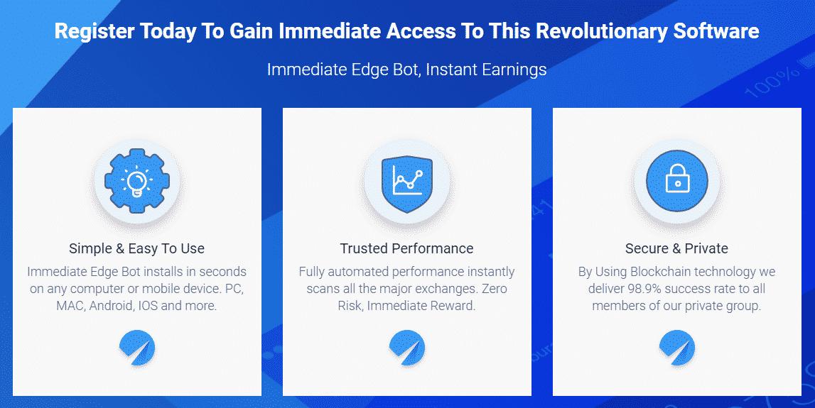 Immediate Edge Review - Benefits