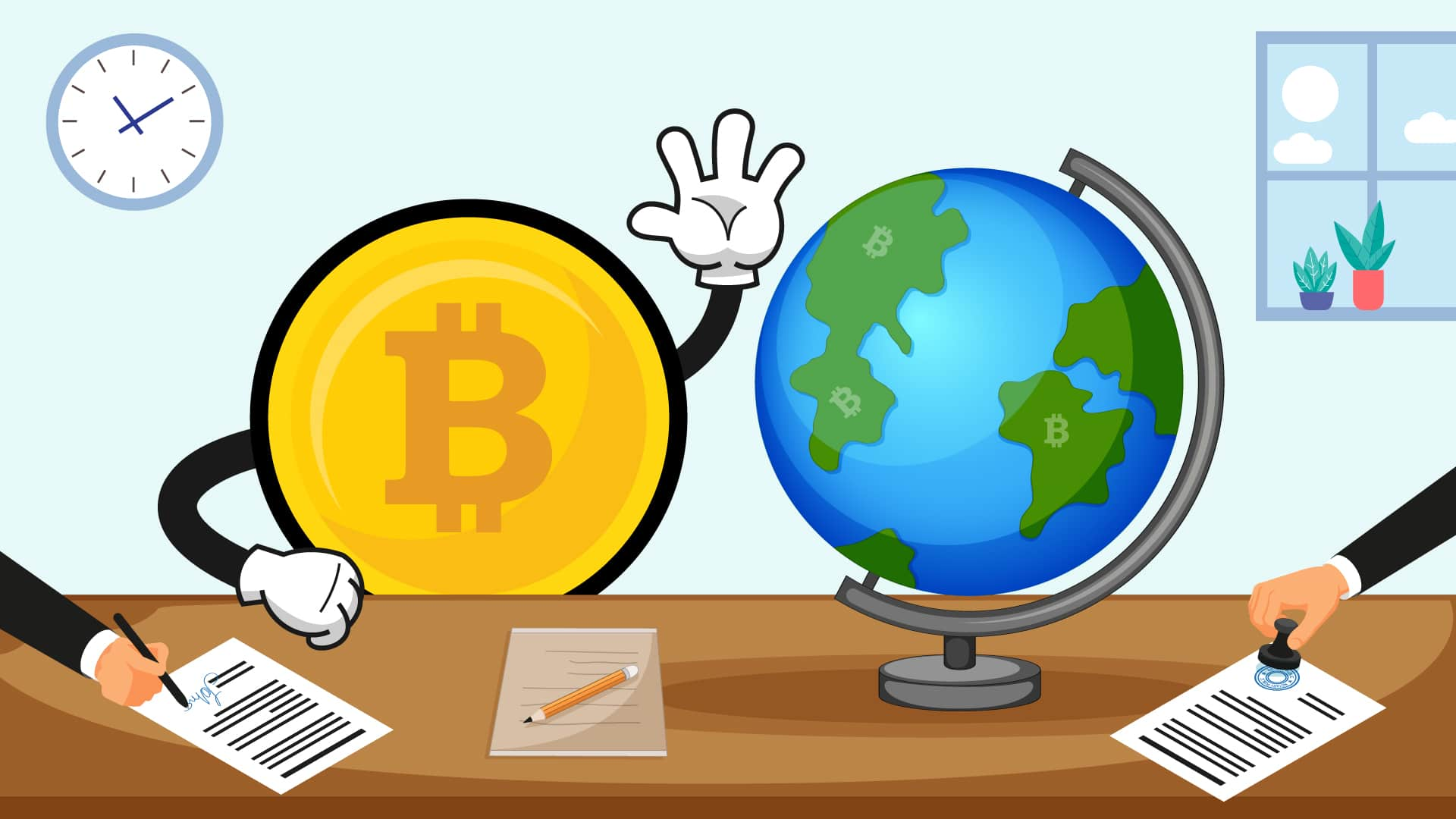 How 2020 Is Landmark Year For <bold>Bitcoin</bold> Countries?